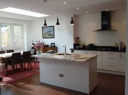 Domestic Extension in Chiswick
