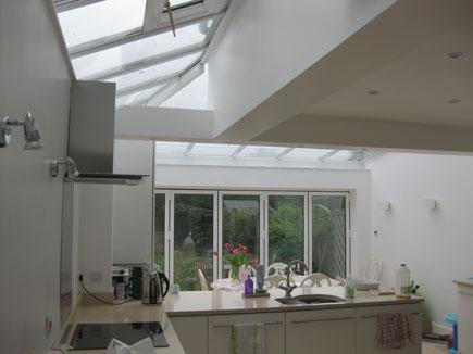 Domestic Extension in Thames Ditton