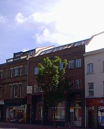 Commercial Extension in Fulham